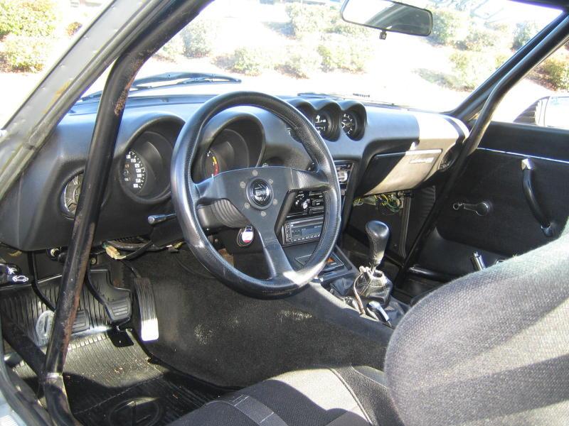 Z Interior Px on 240z Interior