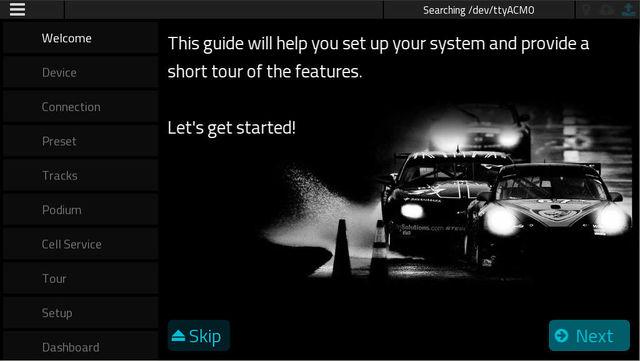 PodiumConnect - Autosport Labs